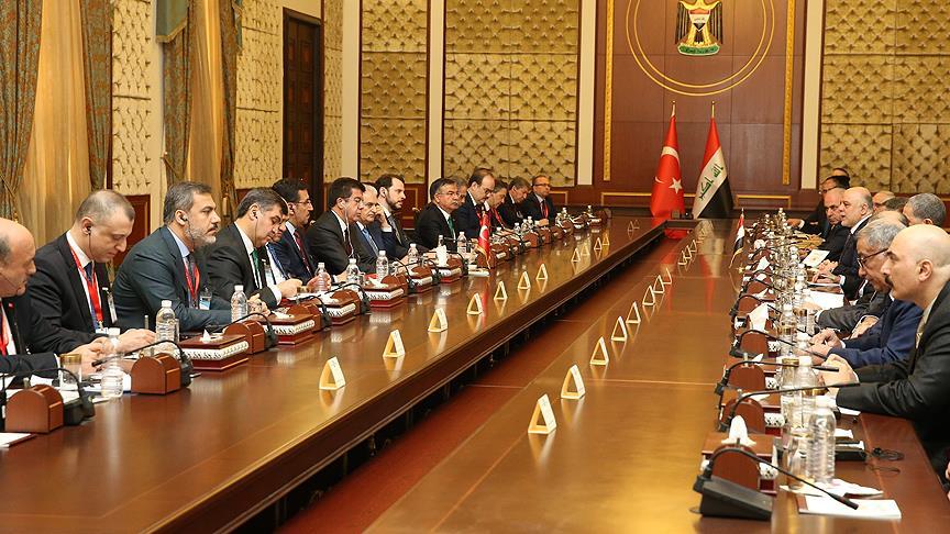 'Türkiye ve Irak DEAŞ'a karşı işbirliği içinde hareket edecek'