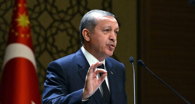 Erdoğan: O kürsü yıkmak için oraya konmadı