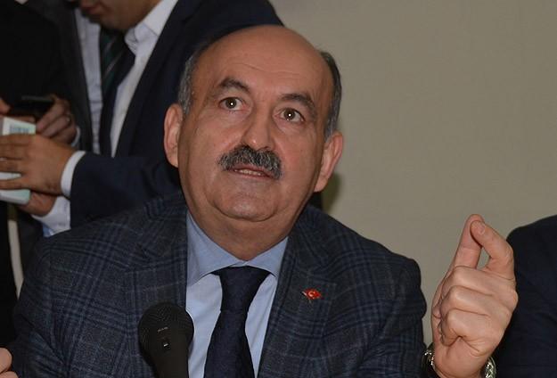 Müezzinoğlu: 135 bin 356 kişi kamudan ihraç edildi