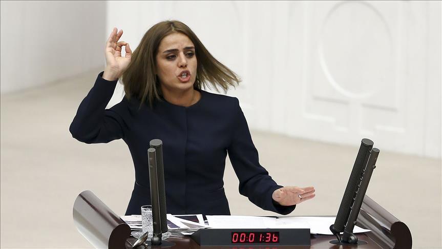 Gözaltına Alınan HDP Batman Milletvekili Başaran, Serbest Bırakıldı