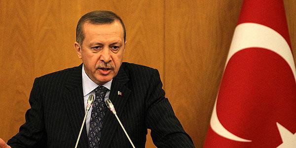 Erdoğan, Çipras ile Kıbrıs'ı görüştü