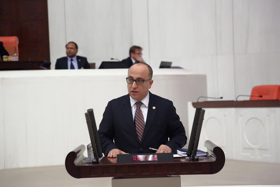 MHP'li Yönter İş Mahkemeleri Kanunu ile ilgili konuştu