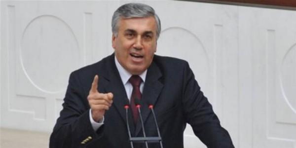 MHP'li Günal: Teröre Karşı Bir olalım, İri olalım, Diri Olalım!