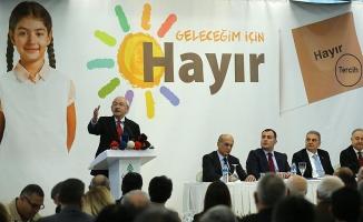 Kılıçdaroğlu: Hepimizin 16'sında sandığa gitmesi lazım