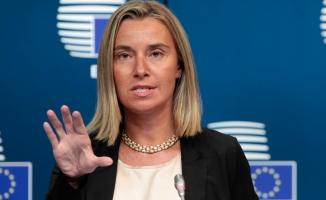 Mogherini: AB FETÖ'yü terör örgütü olarak görmüyor