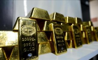 Altının kilogramı 161 bin 900 liraya geriledi