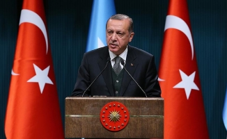 Cumhurbaşkanı Erdoğan: Batı, insani trajediler karşısında üç maymunu oynuyor