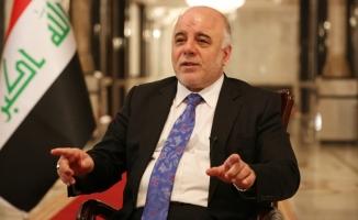 Irak Başbakanı İbadi: Silahın resmi emniyet birimlerinin elinde olması gerekiyor