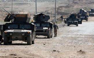 Irak'ta Tenek bölgesi DEAŞ'tan kurtardı