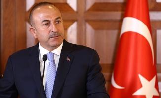 """Dışişleri Bakanı Çavuşoğlu'ndan AB'ye """"mülteci"""" eleştirisi"""