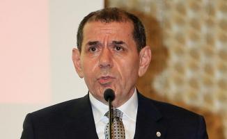 Galatasaray Kulübü Başkanı Özbek: Gomis'le görüştük ve teklif verdik