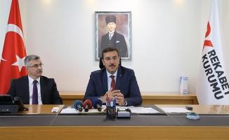 Gümrük ve Ticaret Bakanı Tüfenkci: Rekabet Kurumunun işlevini artıracak bir çalışma ortaya koyacağız