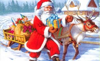 Noel Baba'nın kemikleri 930 yıl sonra ilk kez başka bir ülkede sergilenmeye başlandı
