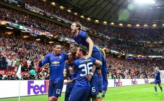 UEFA Avrupa Ligi Şampiyonu Manchester United