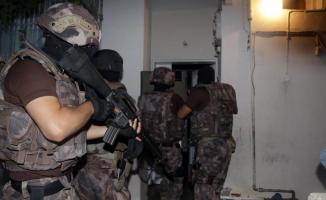 Silivri'de suç örgütü operasyonu