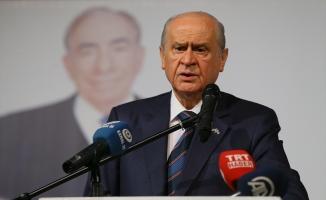 MHP Lideri Bahçeli: Çok değerli dava arkadaşım, Ahmet Deniz Bölükbaşı'yı zamansız kaybetmenin derin acısını yaşıyoruz