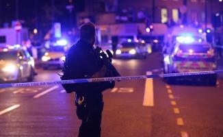 Londra'da Müslümanları hedef alan araçlı saldırıda 1 ölü 10 yaralı