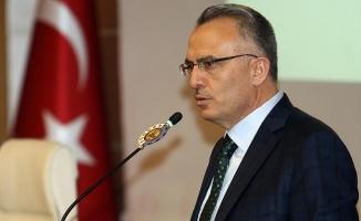 Maliye Bakanı Ağbal: Büyüme hedefini yukarı yönlü revize edeceğiz