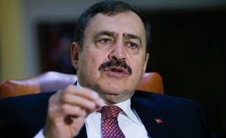 Eroğlu: Orman yangınlarına müdahalede Akdeniz ülkelerinde birincilik bizde