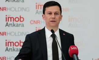 AKP Genel Sekreterliğine Fatih Şahin getirildi.
