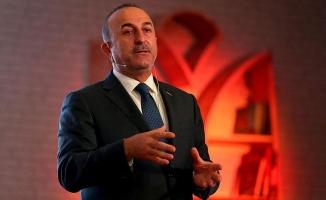 Dışişleri Bakanı Çavuşoğlu: Demokratik muhalefetle teröre destek verenler ayrımını bilmeliyiz