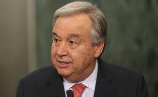 BM Genel Sekreteri Guterres, saldırıyı kınadı