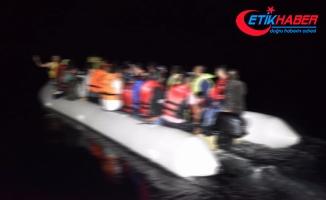Ege Denizi'nde bir haftada 420 kaçak göçmen yakalandı
