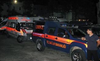 Depremin ardından Muğla genelinde kriz merkezi oluşturuldu