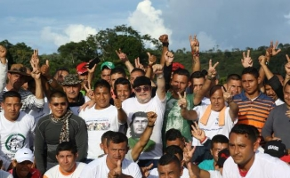 FARC yasal parti kuruyor