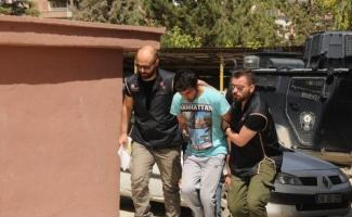 PKK'nın bombacısı tutuklandı