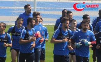 Trabzonspor 2 günde 2 hazırlık maçı oynayacak