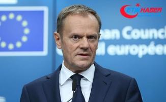 AB Konseyi Başkanı Tusk, Polonya'da 8 saat ifade verdi