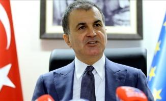 AB Bakanı Çelik: Türkiye'yle ilgili olumsuz bir cümle duymak istemiyoruz
