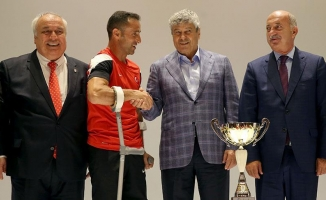 Avrupa Ampute Futbol Şampiyonası kuraları çekildi
