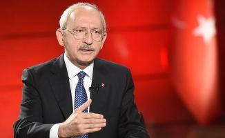 CHP Genel Başkanı Kılıçdaroğlu: Biz, Irak'ın, Suriye'nin toprak bütünlüğünden yanayız