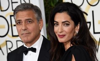 Clooney çiftinden nefretle mücadele bağışı