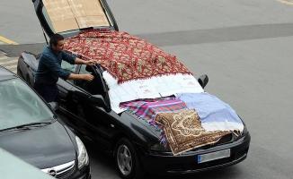 Dolu uyarısı İstanbul'da vatandaşları alarma geçirdi
