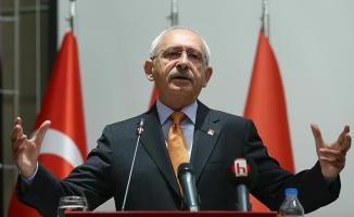 Kılıçdaroğlu: Türkiye'de tarıma destek yetersiz