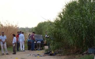 Pompalı tüfekle vurulan iki kardeşin cesedi tarlada bulundu