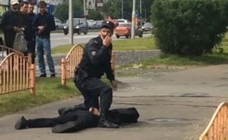 Rusya'daki Bıçaklı Saldırıyı Terör Örgütü DEAŞ Üstlendi