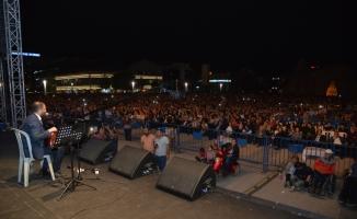 1. Neşet Ertaş Kültür ve Sanat Festivali sona erdi