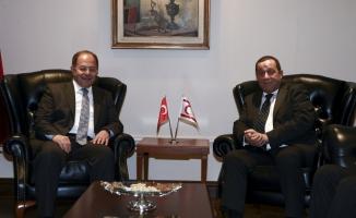 Başbakan Yardımcısı Akdağ KKTC heyetini kabul etti