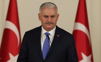 Başbakan Yıldırım'dan 'Preveze Deniz Zaferi' mesajı