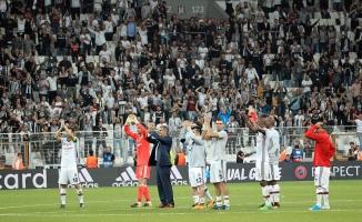 Beşiktaş, Şampiyonlar Ligi'nde 2'de 2 yaptı