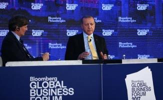 Cumhurbaşkanı Erdoğan: Temenni ederim ki Barzani, bu yanlış karardan vazgeçer