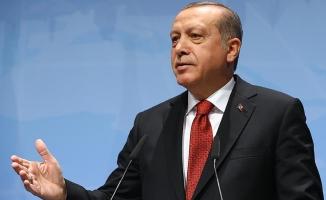 Erdoğan: Denizcilerimiz 1538'de Preveze Zaferi'yle tarih yazmıştır