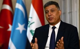 Erşat Salihi Başbakan İbadi'yi Acil Göreve Çağırdı