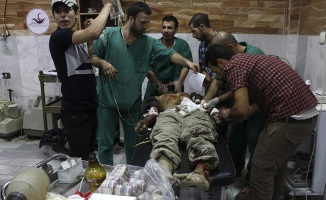 Esad rejimi, Şam'da 'çatışmasızlık bölgesi'ne saldırdı