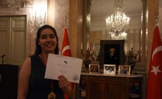 Genç Türk piyanistlerin Viyana'da ödül sevinci
