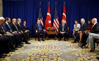 """""""İki lider de, IKYB'nin referandumuna karşı olduklarını ifade etti"""""""